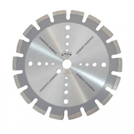 Disque pour asphalte/enrobé CD20010