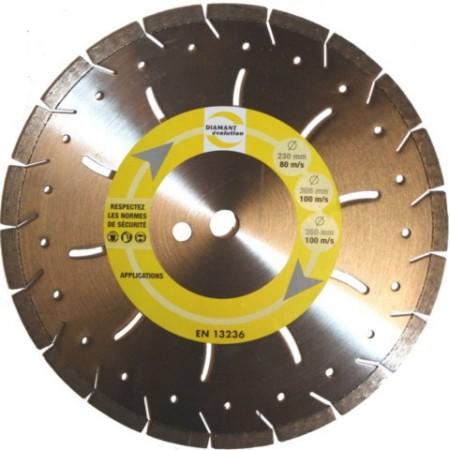Disque pour granit/béton : H-901 B Cooling