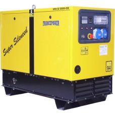 Groupe électrogène diesel 12000-DSE