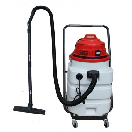 Aspirateur avec pompe refoulante pour eau et boues de beton - Aspirateur a eau avec pompe de refoulement ...