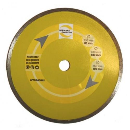 Disque pour carrelage hfk 204 disque diamant pour for Disque meuleuse pour couper carrelage
