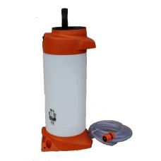 Réservoir d'eau sous pression