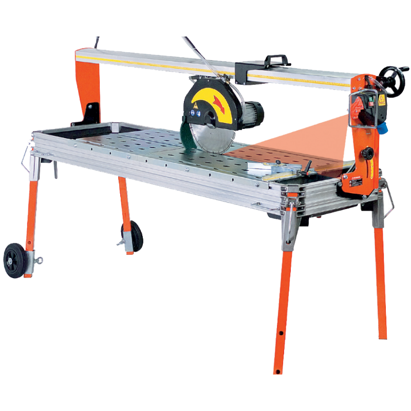 Scie sur table super cut 350 - Table en gres cerame ...