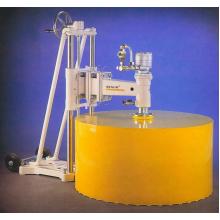 Carotteuse en 380 Volts sur bâti pour carottage à eau jusqu'au diametre 1000 mm