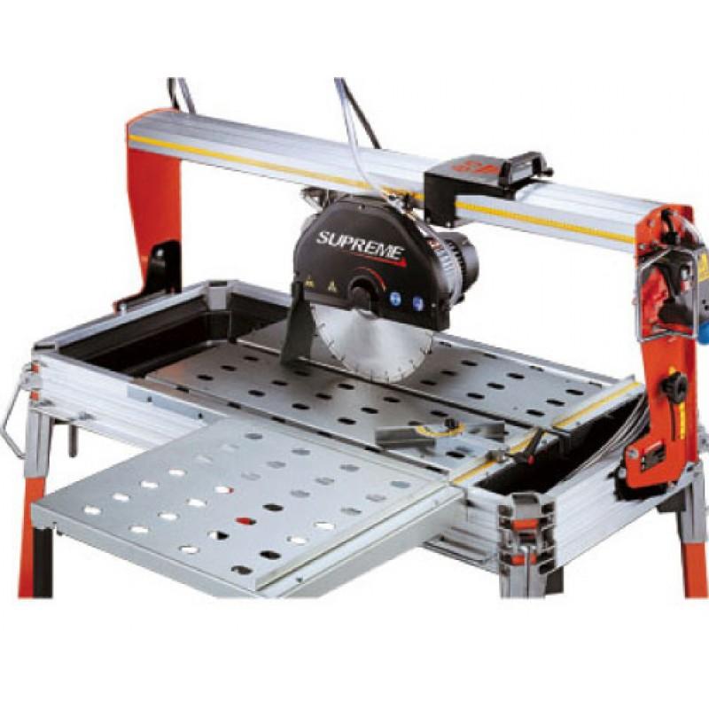 Scie sur table super cut 350 - Scie electrique pour branches ...