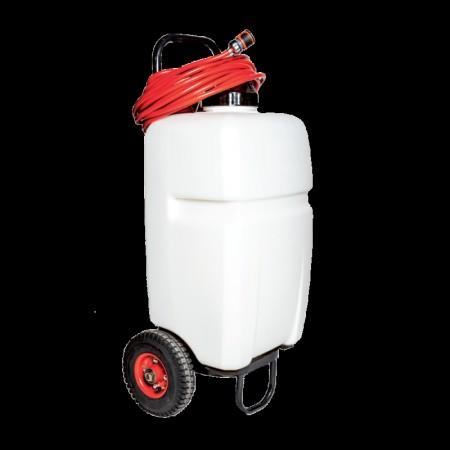 Chariot d'eau autonome
