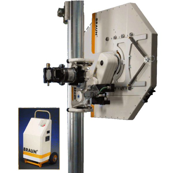 Machine pour le sciage de beton for Enlever moquette murale