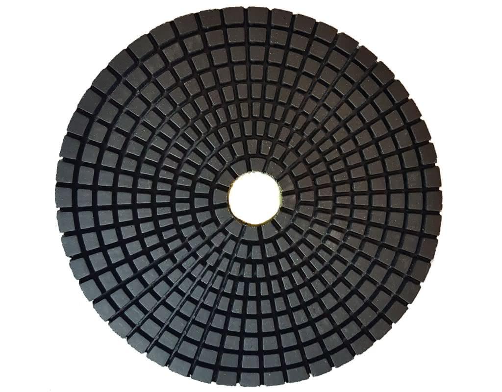 plateau de polissage 125 mm pour polir le beton granit marbre. Black Bedroom Furniture Sets. Home Design Ideas