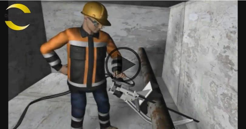 Scie sabre hydraulique