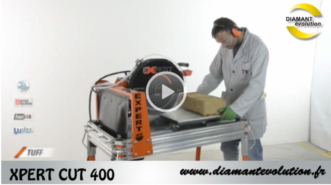 Scie sur table Xpert Cut 400