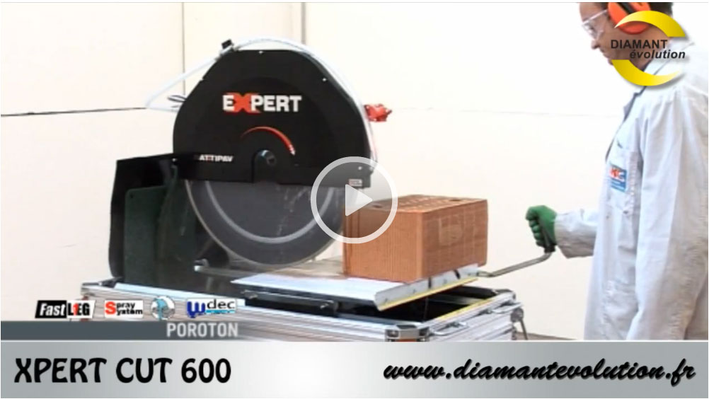 Scie sur table Xpert Cut 600