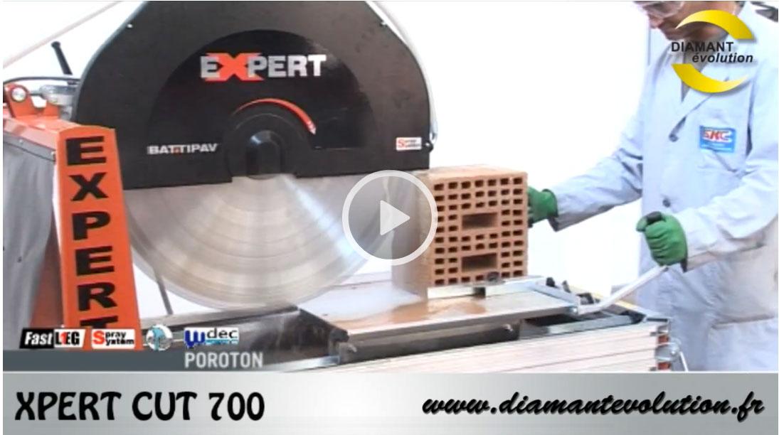 Scie sur table Xpert Cut 700
